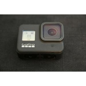 GoPro HERO8 Black fantastic with accessories